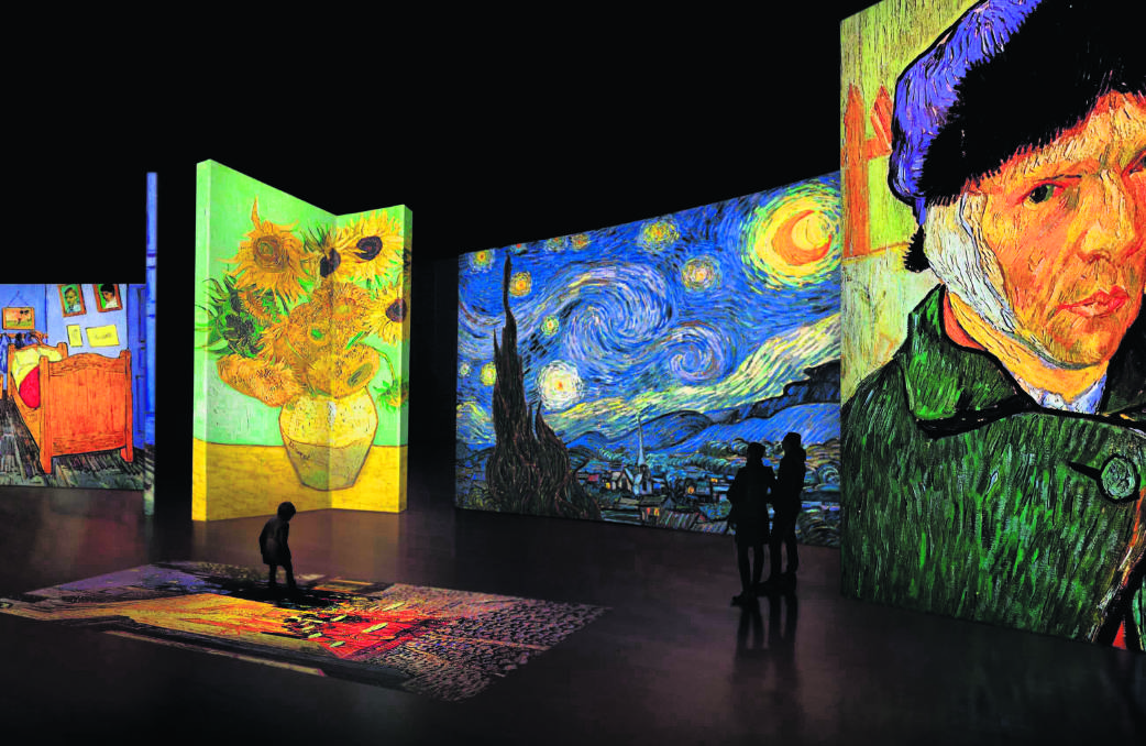 Van Gogh in Sydney and other travel ideas