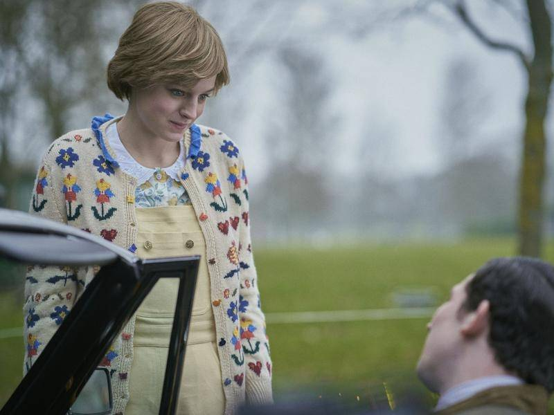 Prince Harry's reaction to The Crown has been humbling for Emma Corrin who played his mother.