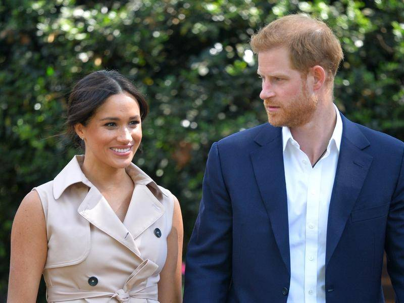 Meghan says she urged Harry's family not to take away his personal protection officers.