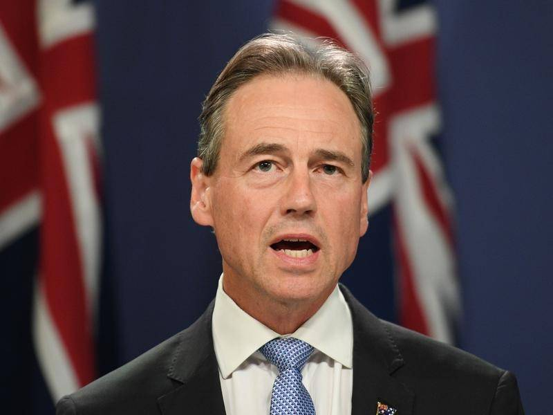 Health Minister Greg Hunt says the Australian Defence Force will help administer the COVID vaccine.