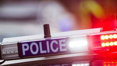 Man charged over armed robbery